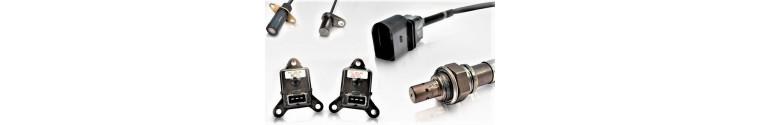 Sensors, electric components