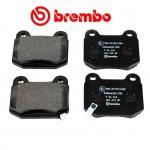 Brembo rear brake pads-Subaru Impreza Wrx/STi 2001-2017