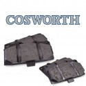 Brake pads COSWORTH-SM, front, Subaru Impreza Wrx 2.0, 2.5 r. 1998-,