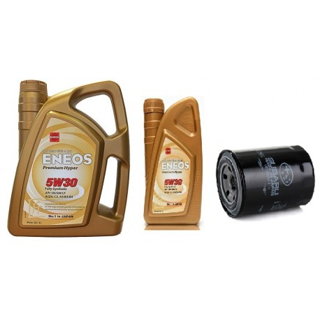 Olejový set s orig. filtrom Subaru - Subaru Boxer Diesel 2008-