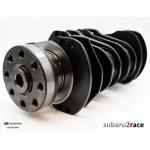 Crankshaft Spec C nitrided strengthened- Subaru turbo engines EJ20, Impreza , Forester, Legacy