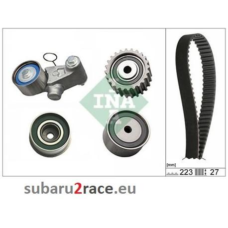 Timing belt kit INA-Subaru Impreza, Forester, Legacy/Outback, SOHC engines
