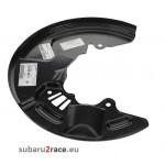 Front Brake disc dust cover-Front, LH (passenger side) Subaru Impreza Wrx/Sti 08-