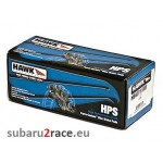 Brake Pads Hawk HPS (high perfrmance street ) Rear-Subaru Impreza, Forester, Legacy