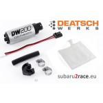 Fuel pump DeatschWerks DW 200 (255 lph) - Subaru Impreza WRX, Wrx/STi, Forester S-turbo/ XT, Legacy  turbo