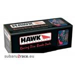 Brzdové dosky HAWK HP+, predné-Subaru Impreza WRX/STi 2001-2018
