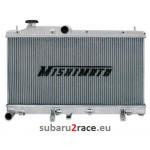 MISHIMOTO Aluminium performance radiator - Subaru Impreza WRX/ STi 08-, Legacy GT 06-09