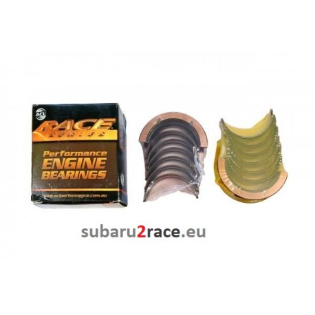 Main bearing set ACL race -STD, Subaru motory EJ20, EJ22. EJ25