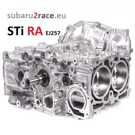 Engine short block STi RA EJ257- Subaru WRX/STi  08-