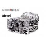 Engine short block Subaru Boxer Diesel EURO 5- Subaru Impreza, Forester, 2011-