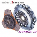 Clutch kit EXEDY Sport Stage 2, Subaru Impreza GT/WRX 2.0, Forester S-turbo/ XT 2.0-EJ20