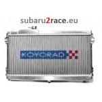 Aluminium radiator KOYO Racing 53 mm-Subaru Impreza WRX. WRX/Sti 2005-2009