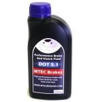 Brzdová kvapalina MTEC Performance DOT 5.1